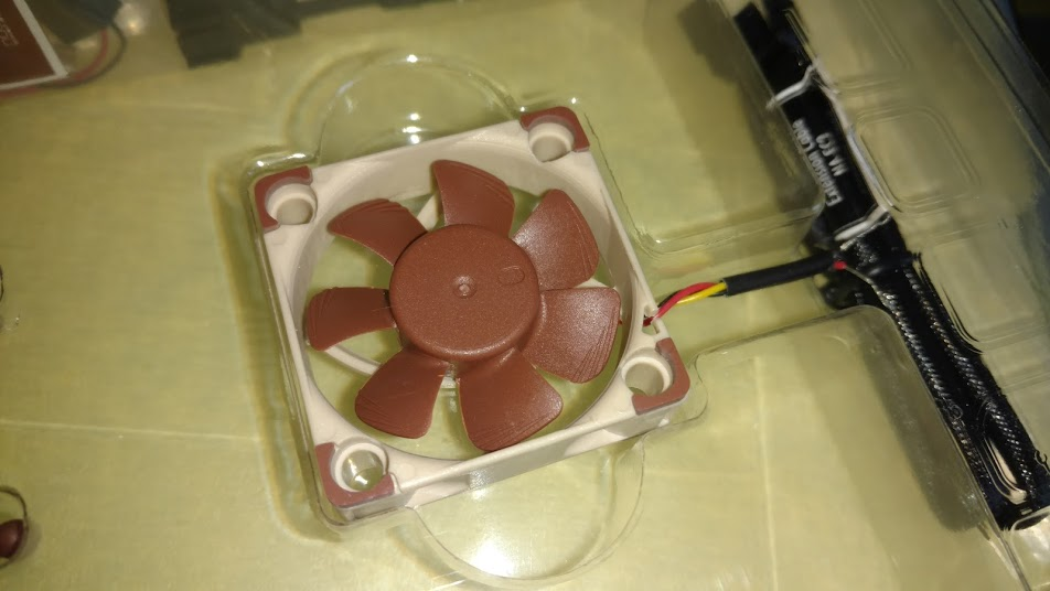 Noctua fans aren't cheap but they are really silent
